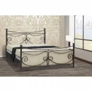 Μύκονος Κρεβάτι Διπλό Μεταλλικό