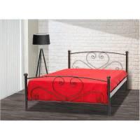 Κάλυμνος Κρεβάτι Μονό Μεταλλικό 90x190cm