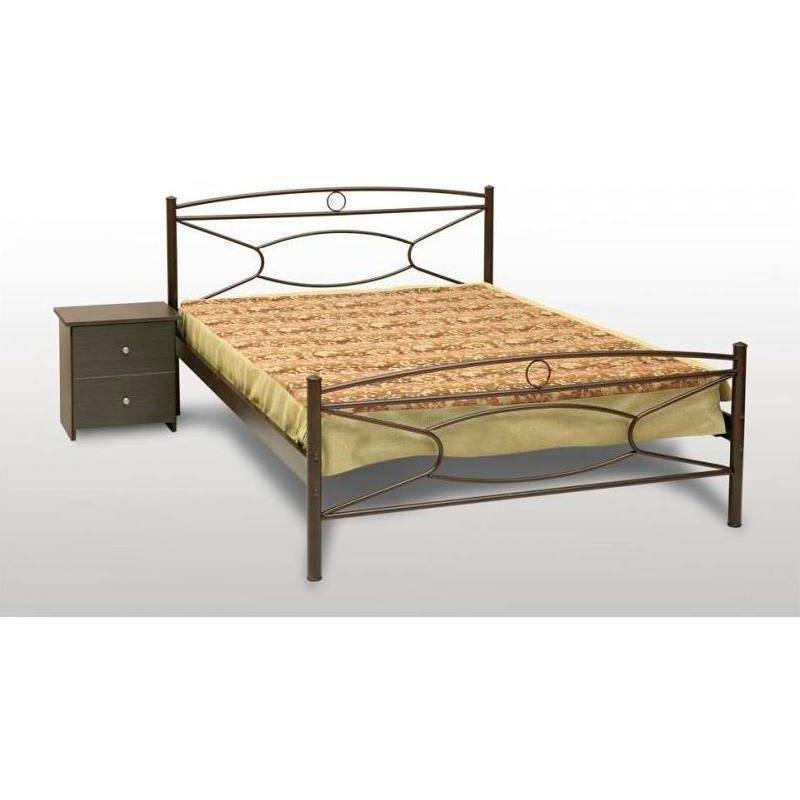 Κρίκος Κρεβάτι Διπλό Μεταλλικό