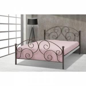 Λαβύρινθος Κρεβάτι Διπλό Μεταλλικό