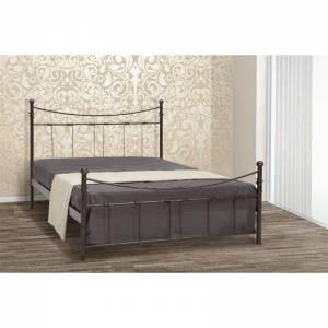 Στέλλα Κρεβάτι Μονό Μεταλλικό 90x190cm