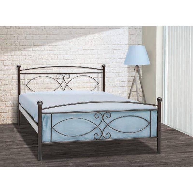 Τζια Κρεβάτι Διπλό Μεταλλικό