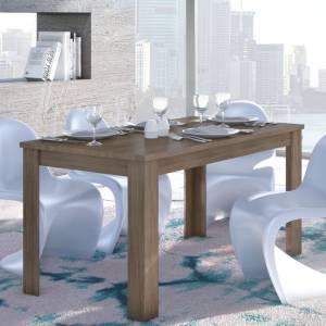 Τραπέζι Δείπνου Επεκτεινόμενο (150+30cm)