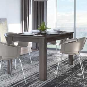 Τραπέζι Δείπνου Επεκτεινόμενο (120+30cm)