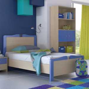 Παιδικό Κρεβάτι Νο123.3
