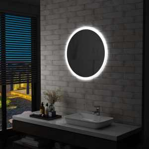 Καθρέφτης Μπάνιου με LED 70 εκ.