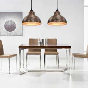 Φωτιστικά Οροφής Ημισφαιρικά 2 τεμ. Χάλκινο Χρώμα