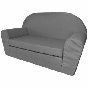 Πολυθρόνα-Κρεβάτι Παιδική Γκρι