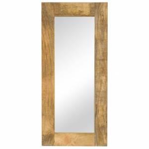 Καθρέφτης 50 x 110 εκ. από Μασίφ Ξύλο Μάνγκο