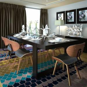 Καρέκλες Τραπεζαρίας με Πλάτη 6 τεμ. από Συνθετικό Δέρμα