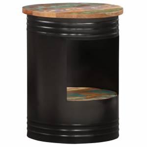 Τραπεζάκι Σαλονιού 43 x 55 εκ. από Μασίφ Ανακυκλωμένο Ξύλο