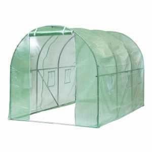 Nature Θερμοκήπιο Πράσινο 3,5 x 2 x 2 μ.