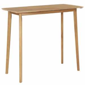 Τραπέζι Μπαρ 120 x 60 x 105 εκ. από Μασίφ Ξύλο Ακακίας