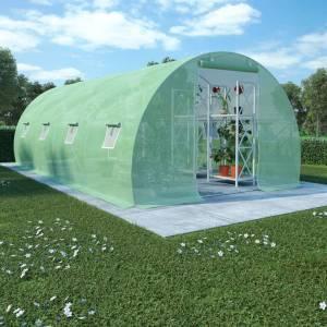 Θερμοκήπιο 18 μ² 600 x 300 x 200 εκ.