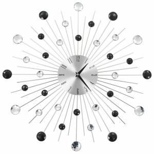 Ρολόι Τοίχου Μοντέρνο 50 εκ. με Μηχανισμό Quartz