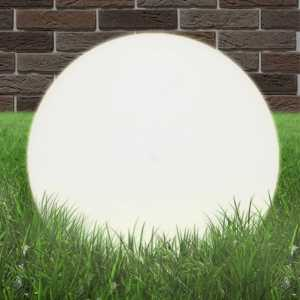 Φωτιστικό Μπάλα LED Σφαιρικό 50 εκ. Ακρυλικό (PMMA)