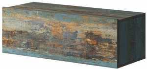 Κρεμαστό οριζόντιο ντουλάπι Venti-Canyon painted metal