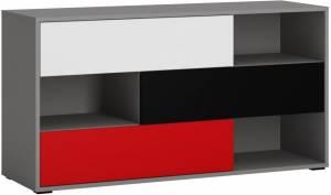 Τουαλέτα Larsen 3S-Kokkino