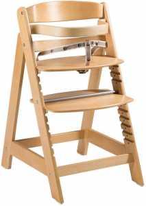 Καρέκλα φαγητού Click - φυσικό