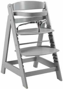 Καρέκλα φαγητού Click - Γκρι