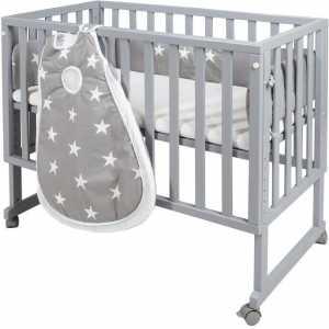 Κρεβάτι βρεφικό Halden – Γκρί