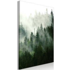 Πίνακας - Coniferous Forest (1 Part) Vertical - 40x60