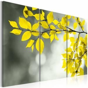 Πίνακας - Gold sprig - 90x60