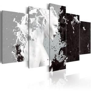 Πίνακας - Milk  Choco - 5 pieces - 200x100