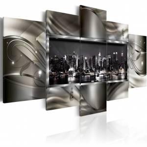 Πίνακας - Night in New York III - 200x100