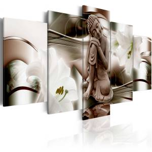 Πίνακας - Pensive Buddha - 200x100