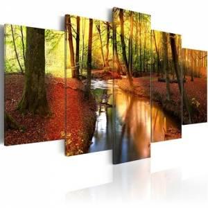 Πίνακας - Silent forest - 200x100