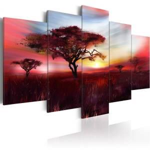 Πίνακας - Wild savannah - 100x50