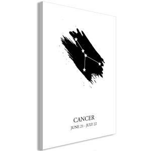 Πίνακας - Zodiac Signs: Cancer (1 Part) Vertical - 40x60
