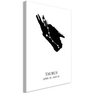 Πίνακας - Zodiac Signs: Taurus (1 Part) Vertical - 40x60