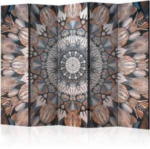 Διαχωριστικό με 5 τμήματα - Hetman Mandala II [Room Dividers]