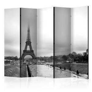 Διαχωριστικό με 5 τμήματα - Tower in the Fog II [Room Dividers]
