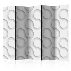 Διαχωριστικό με 5 τμήματα - Serpentines II [Room Dividers]