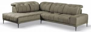 Γωνιακός καναπές Gallena-Δεξιά-Mpez