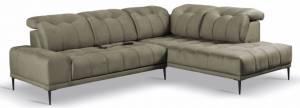 Γωνιακός καναπές Gallena-Αριστερή-Mpez