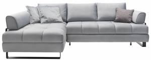 Γωνιακός καναπές Hanna-Δεξιά-Gkri Anoixto