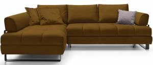 Γωνιακός καναπές Hanna-Δεξιά-Kitrino