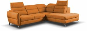 Γωνιακός καναπές Dalle-Αριστερή-Portokali