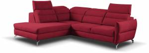 Γωνιακός καναπές Dalle-Δεξιά-Kokkino