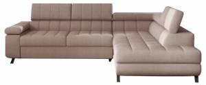 Γωνιακός καναπές Nord-Δεξιά-Roz