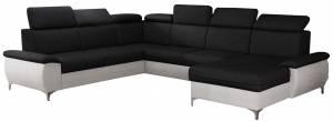 Γωνιακός καναπές Magic deluxe-Αριστερή