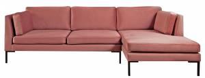 Γωνιακός καναπές Ocean II-Δεξιά-Keramidi