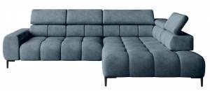Γωνιακός καναπές Pallase-Δεξιά-Galazio