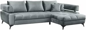 Γωνιακός καναπές Parees-Αριστερή-Gkri