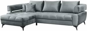 Γωνιακός καναπές Parees-Δεξιά-Gkri