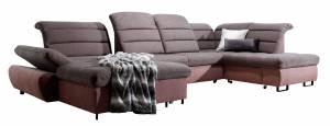 Γωνιακός καναπές Cieromo plus-Αριστερή